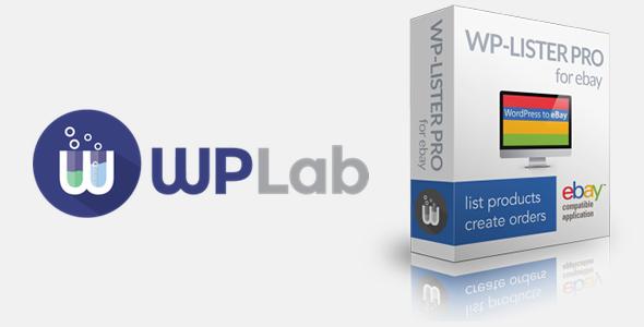 WP-Lister Pro for Ebay v2.0.9.16