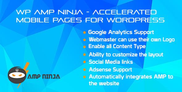WP AMP Ninja