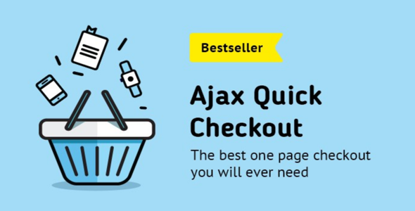 AJAX Quick Checkout One Page Checkout Fast Checkout