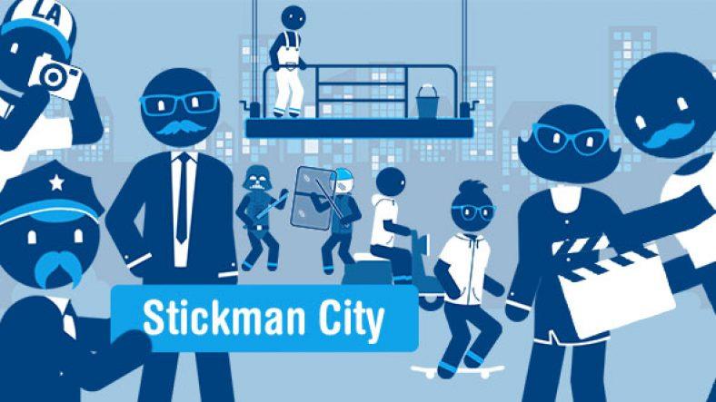 Videohive - 20299151 Stickman City - Explainer Video Kit