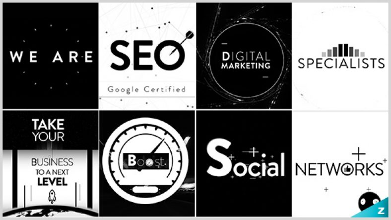 Videohive - 20374651 Digital Agency Stomp Jingle - SEO Service