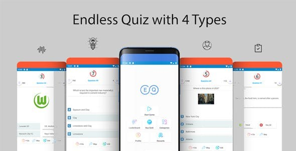 Endless Quiz