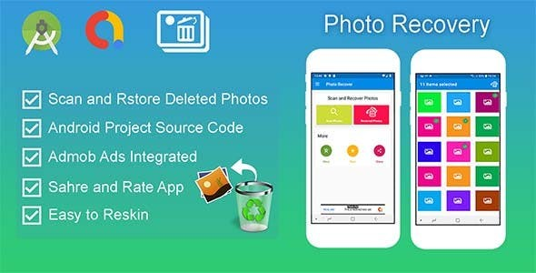 Recover Deleted Photo - Android Source Code