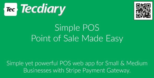 Simple POS - Point of Sale Made Easy