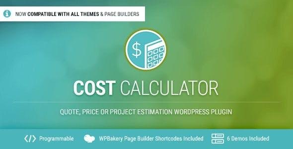 Cost Calculator