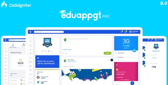 EduAppGT Pro - School Management System