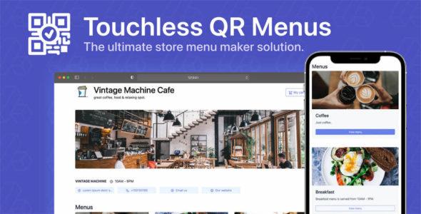 easyqr touchless qr menus