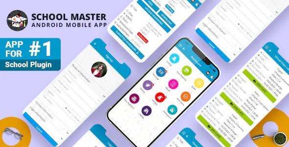 School Master Mobile App for Android