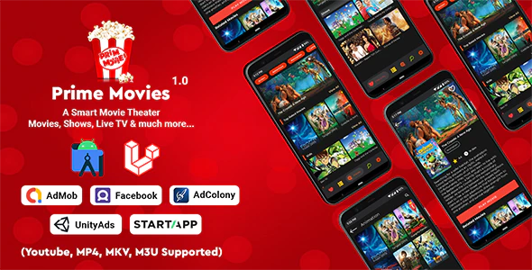 Prime Movies Watch Live TV Shows Movies and Much more...