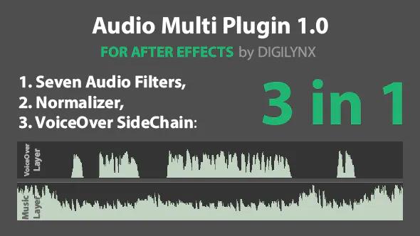 Audio Multi Plugin