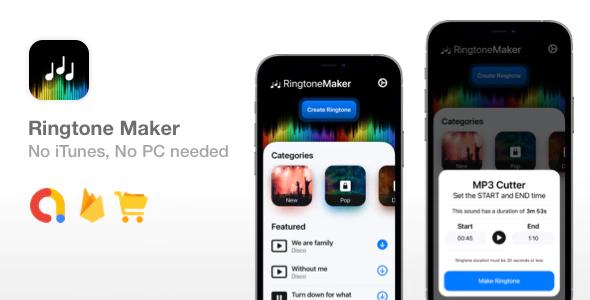 Ringtone Maker SwiftUI Ringtone App No iTunes or PC needed