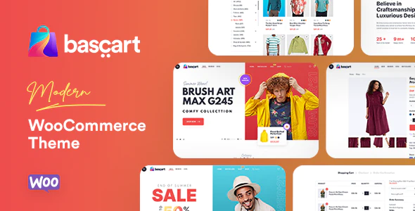 Bascart Modern WooCommerce WordPress Theme