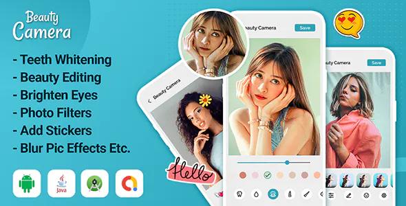 Beauty Camera Photo Editor Pro Sweet selfie