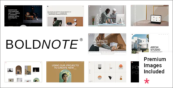 Boldnote Portfolio and Agency Theme