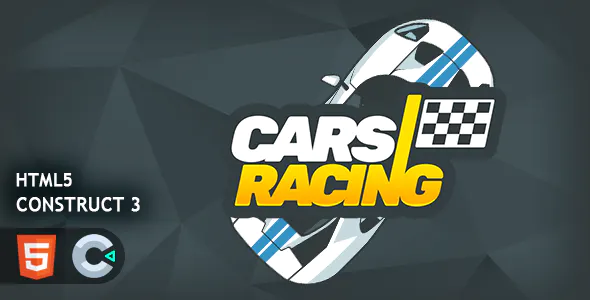 Cars Racing HTML5 Construct 3 Game