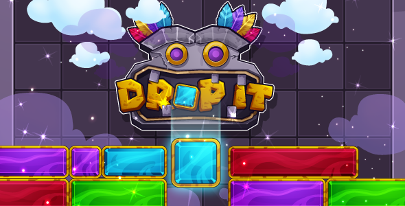 Drop It HTML5 Game Phaser 3