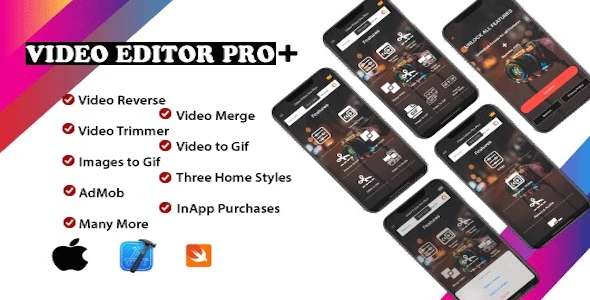 Video Editor Pro Plus